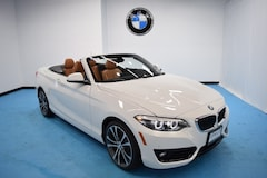 New  2018 BMW 230i xDrive Convertible for sale in Middletown, RI