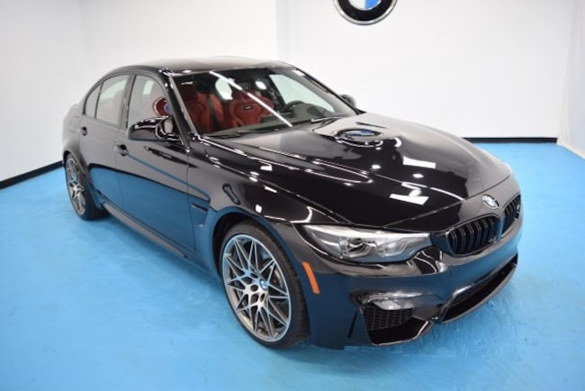 New 2018 BMW M3 Sedan for sale/lease in Middletown, RI