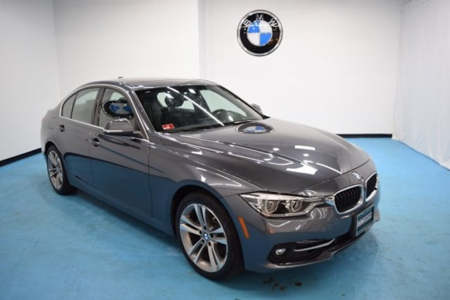 Certified Pre-Owned 2018 BMW 330i xDrive Sedan for sale in Middletown, RI