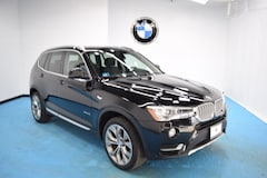 Certified Pre-Owned 2016 BMW X3 xDrive28i SAV 5UXWX9C5XG0D87198 for Sale in Middletown