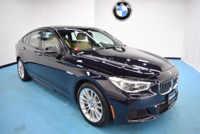 Certified Pre-Owned 2016 BMW 535i xDrive Gran Turismo for sale in Middletown, RI