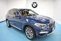 New  2018 BMW X3 xDrive30i SUV for sale in Middletown, RI