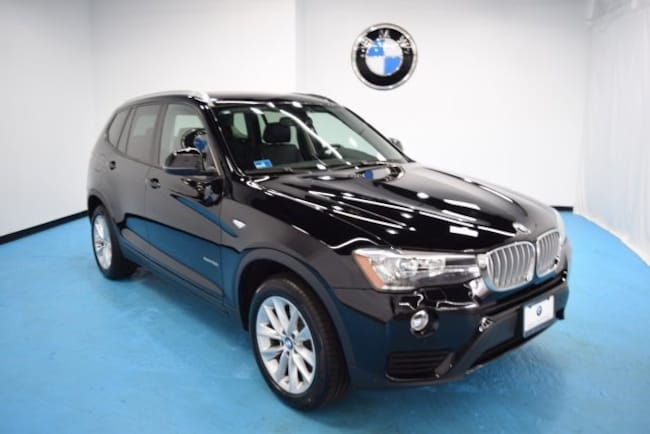 Certified Pre-Owned 2016 BMW X3 xDrive28i SAV for sale in Middletown, RI