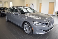New  2021 BMW 750i xDrive Sedan for sale in Middletown, RI