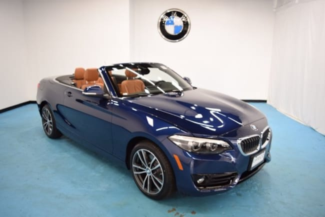 New 2019 BMW 230i xDrive Convertible for sale/lease in Middletown, RI