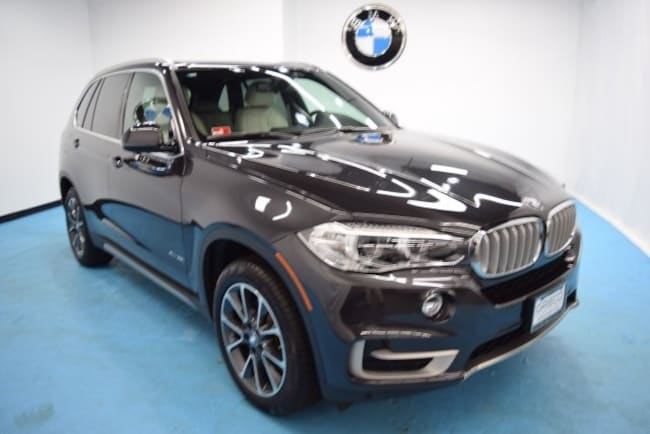 Used 2018 BMW X5 xDrive35i SAV in Middletown, RI