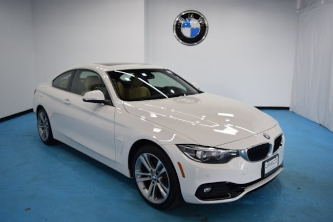 New 2019 BMW 430i xDrive Coupe for sale/lease in Middletown, RI