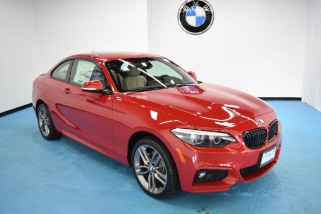 New 2019 BMW 230i xDrive Coupe for sale/lease in Middletown, RI