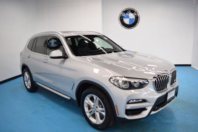 New 2019 BMW X3 xDrive30i SAV for sale/lease in Middletown, RI