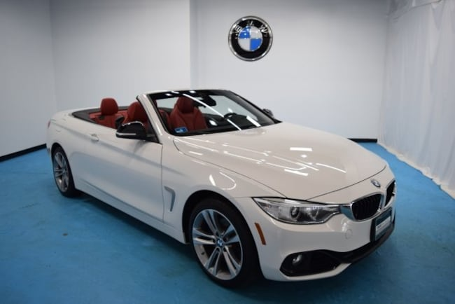 Used 2015 BMW 428i xDrive Convertible in Middletown, RI