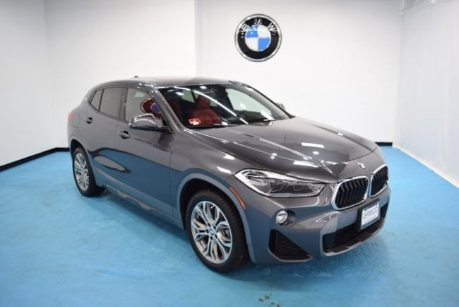 Used 2018 BMW X2 xDrive28i Sports Activity Coupe in Middletown, RI