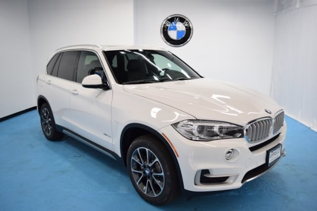 New 2018 BMW X5 xDrive35i SAV for sale/lease in Middletown, RI