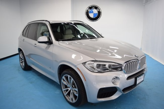 New 2018 BMW X5 xDrive50i SAV for sale/lease in Middletown, RI