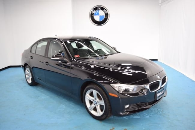 Certified Pre-Owned 2015 BMW 328i xDrive w/SULEV Sedan for sale in Middletown, RI