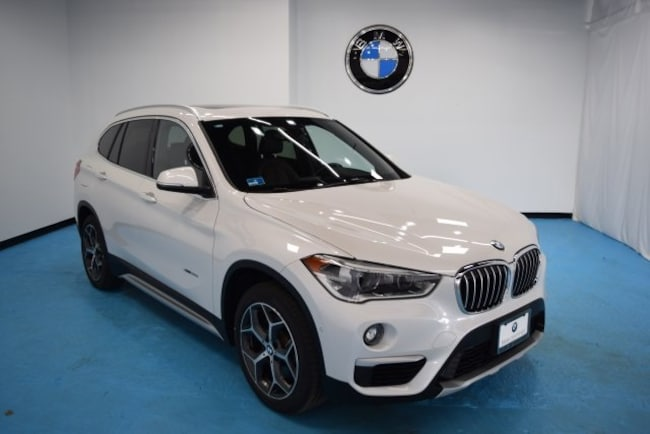 Certified Pre-Owned 2017 BMW X1 xDrive28i SAV for sale in Middletown, RI