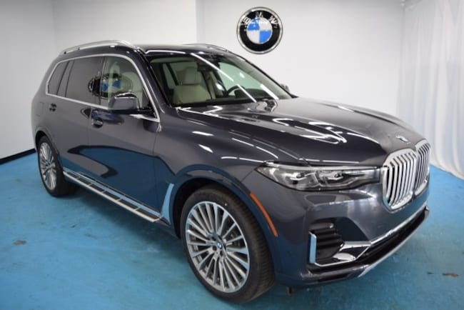 New 2019 BMW X7 xDrive40i SUV for sale/lease in Middletown, RI