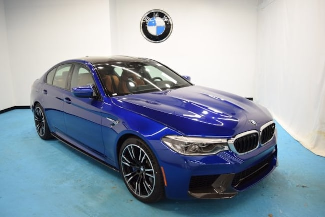 New 2019 BMW M5 Sedan for sale/lease in Middletown, RI