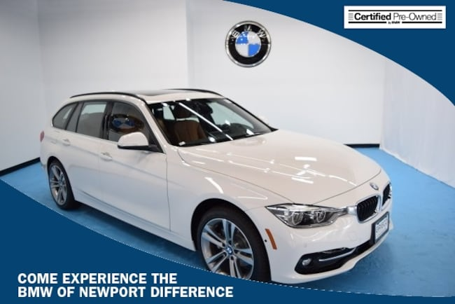 Certified PreOwned BMW D For Sale In Middletown RI - Bmw 328d xdrive wagon