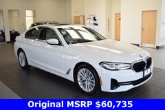 Certified Pre-Owned 2021 BMW 530i xDrive Sedan WBA13BJ01MWW93425 for Sale in Middletown