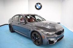 New  2018 BMW M3 Sedan for sale in Middletown, RI