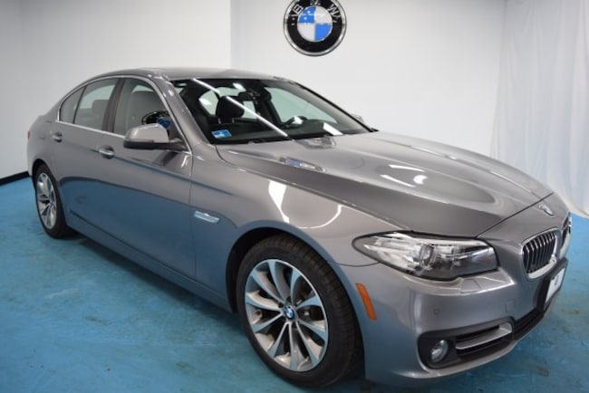 Certified Pre-Owned 2016 BMW 528i xDrive Sedan for sale in Middletown, RI