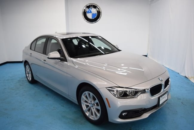 New 2018 BMW 320i xDrive Sedan for sale/lease in Middletown, RI