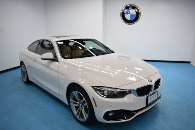Used 2019 BMW 430i xDrive Coupe in Middletown, RI
