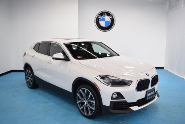 Certified Pre-Owned 2018 BMW X2 xDrive28i Sports Activity Coupe for sale in Middletown, RI