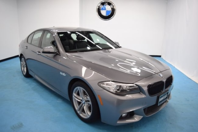 Certified Pre-Owned 2015 BMW 528i xDrive Sedan for sale in Middletown, RI