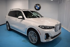 New  2019 BMW X7 xDrive40i SUV for sale in Middletown, RI