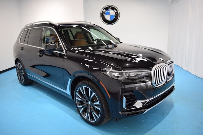New 2019 BMW X7 xDrive50i SUV for sale/lease in Middletown, RI