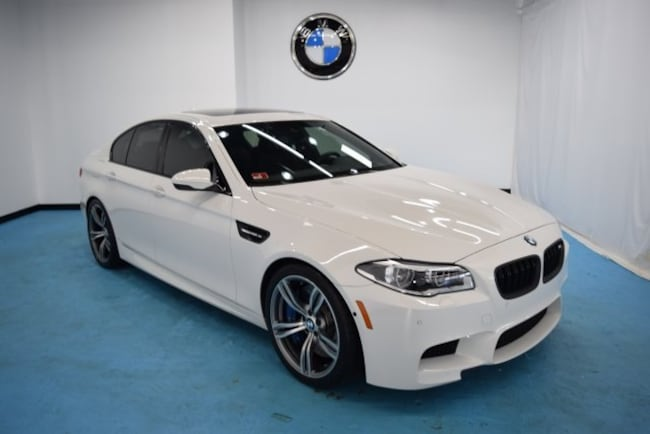Certified Pre-Owned 2015 BMW M5 Sedan for sale in Middletown, RI