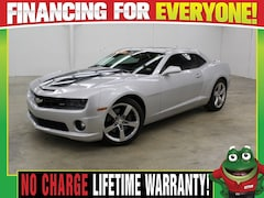 Used 2012 Chevrolet Camaro SS 2SS -  - REMOTE START - MOON ROOF - HEATED SEAT Coupe Near St. Louis, MO