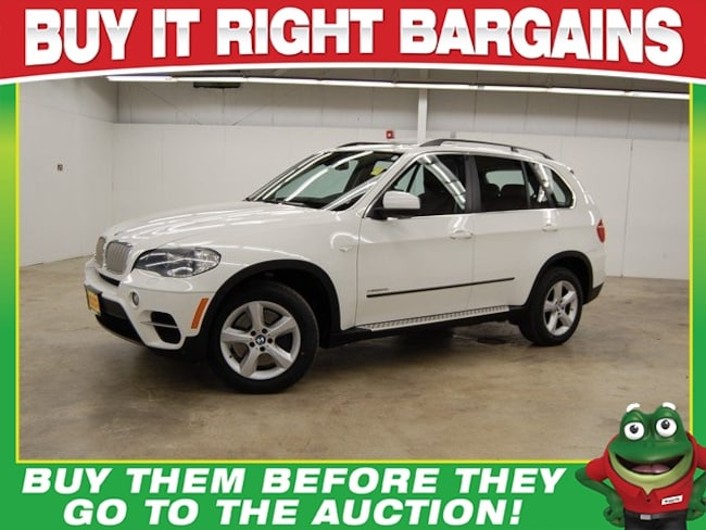 2011 BMW X5 xDrive50i Xdrive50i  - AWD - PANORAMIC MOON ROOF - NAVIGATIO SAV