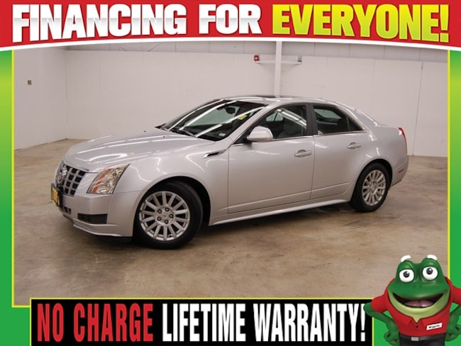 2012 CADILLAC CTS Luxury - AWD - PANORAMIC MOON ROOF - REMOTE START Sedan