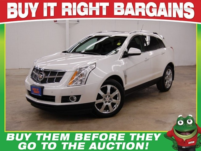 2010 CADILLAC SRX Premium  - PANORAMIC MOON ROOF - REMOTE START - NA SUV