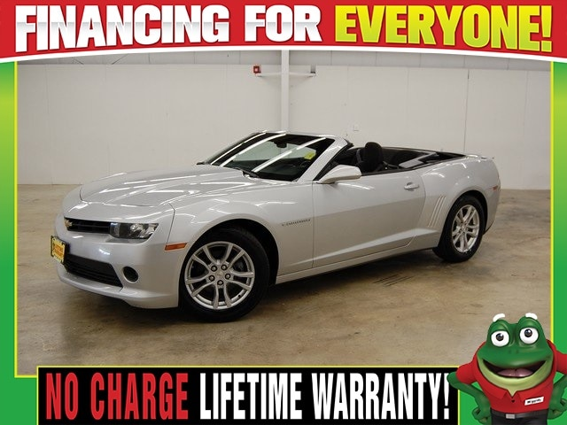 2014 Chevrolet Camaro 1LT   REMOTE START   BACK UP CAMERA   MP3   USB  Convertible