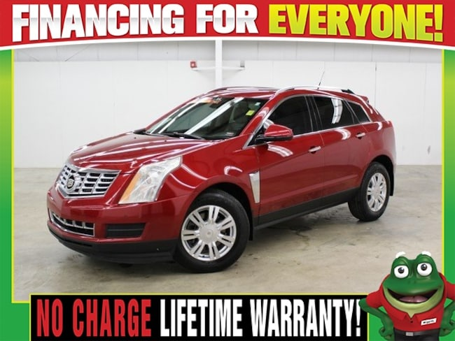 2013 CADILLAC SRX Luxury  - REMOTE START - PANORAMIC MOON ROOF - HEA SUV