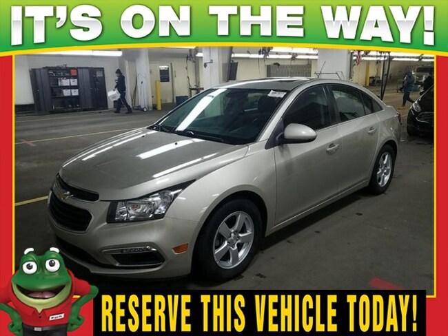 2016 Chevrolet Cruze Limited 1LT  - MOON ROOF - REMOTE START - BACK UP CAMERA Sedan