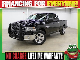 2014 Ram 1500 Big Horn  - 4WD - TOW PACKAGE - BLUETOOTH Truck Quad Cab
