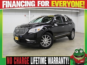 2016 Buick Enclave Leather Group  - AWD - REMOTE START - DUAL MOON RO