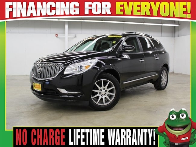 2016 Buick Enclave Leather Group  - AWD - REMOTE START - DUAL MOON RO SUV