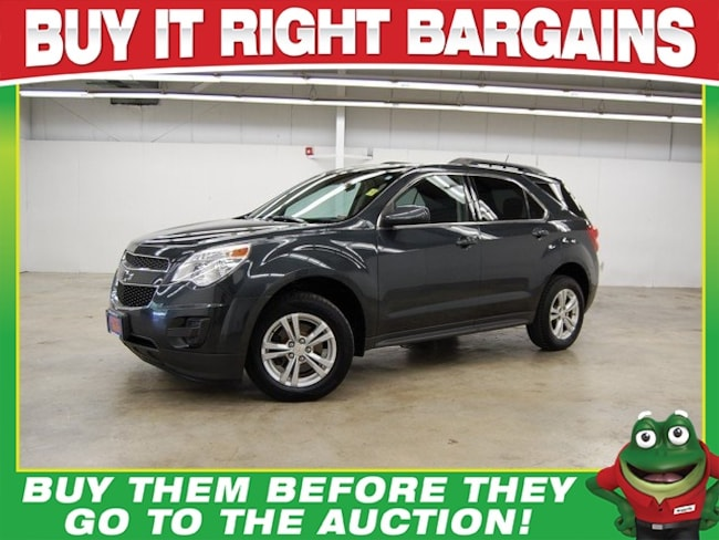 2013 Chevrolet Equinox LT 1LT - TOW PACKAGE - BACK UP CAMERA SUV