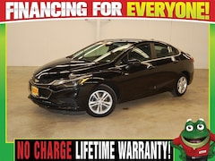 Used 2017 Chevrolet Cruze LT  - BACK UP CAMERA - BLUETOOTH Sedan Near St. Louis, MO