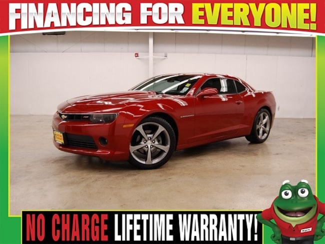 2014 Chevrolet Camaro 2LT 2LT - RS - REMOTE START - MOON ROOF Coupe