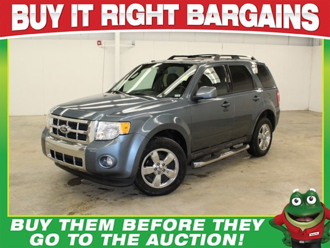 2012 Ford Escape Limited  - MOON ROOF - HEATED SEATS SUV