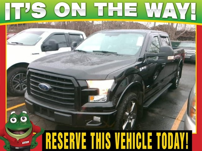 2016 Ford F-150 XLT  - 4WD - TOW PACKAGE - BACK UP CAMERA Truck SuperCrew Cab