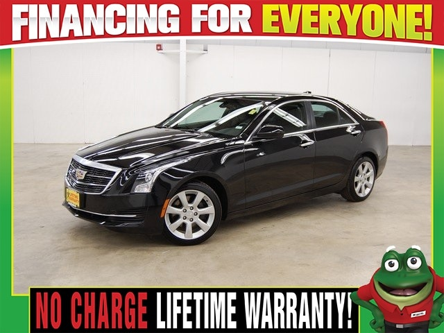 Used 2015 Cadillac Ats For Sale At Autocenters Herculaneum Vin