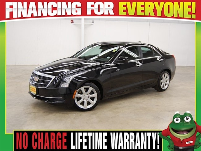 2015 CADILLAC ATS 2.0L Turbo  - AWD - HEATED SEATS - SATELLITE RADIO Sedan