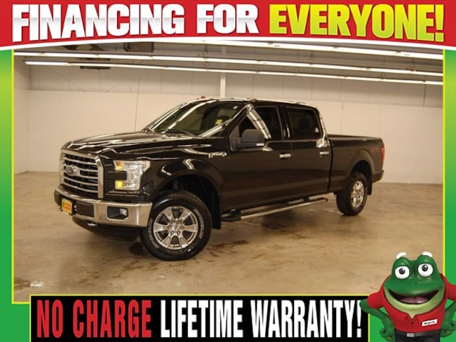 2015 Ford F-150 XLT  - 4WD - TOW PACKAGE - BACK UP CAMERA Truck SuperCrew Cab